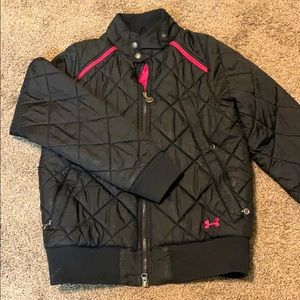 Under Armour Performance Quilted Coat